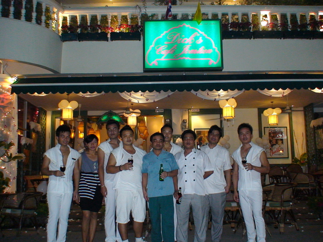 Dick's Cafe Jomtien Image