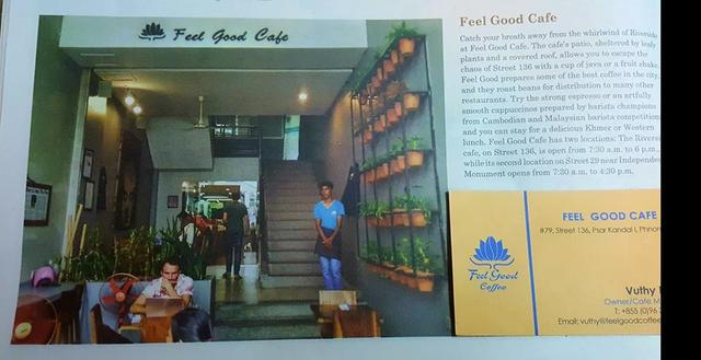 Feel Good Coffee Co and Café
