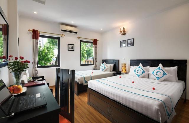 Khách sạn Focus Boutique Hà Nội