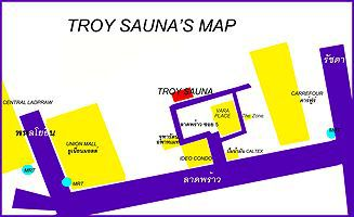 TROY Saunaの写真