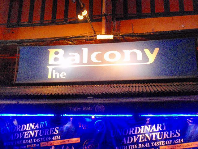 The Balconyの写真