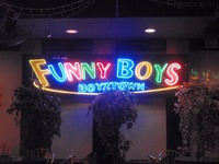 FUNNY BOYS Image