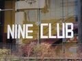 NINE CLUB RCA Thumbnail