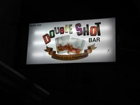 DOUBLE SHOT Bar Image