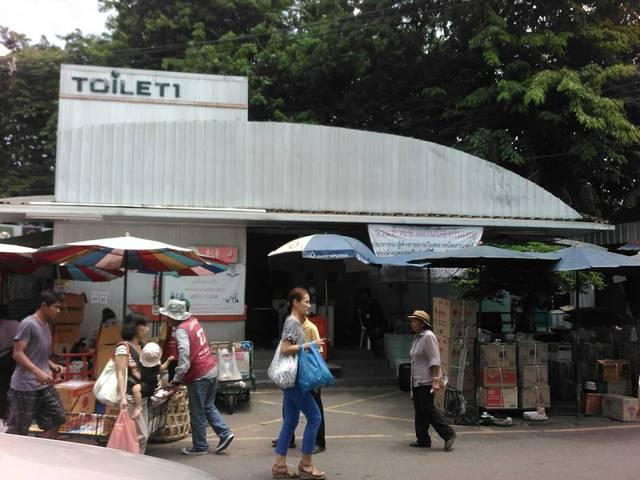 チャトチャク市場の写真