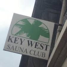 Key West sauna gay