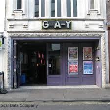 G-A-Y Bar