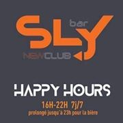 SLY bar