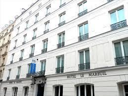 Hôtel Le Mareuil