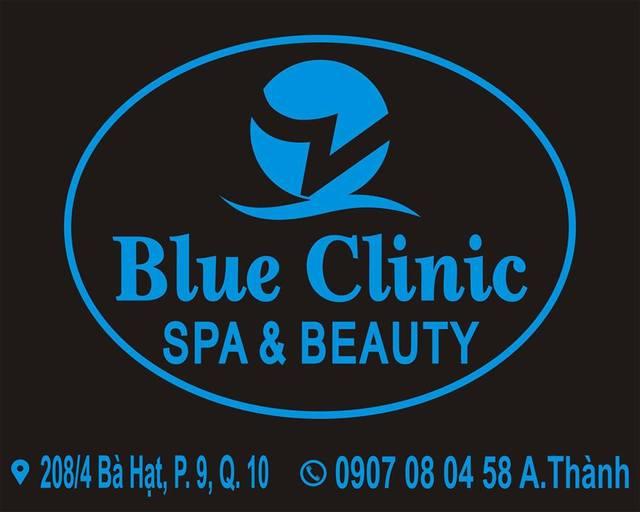 Blue spa clinic