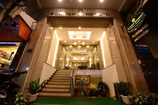 Khách Sạn Hà Nội Moment