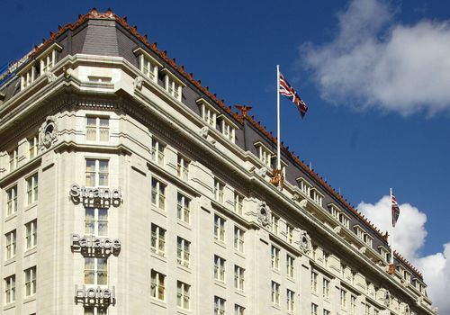 Strand Palace Hotel London