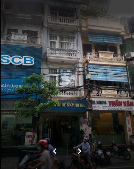 Khách Sạn Hà Nội Blue Sky