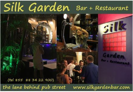 Silk Garden Bar & Restaurant