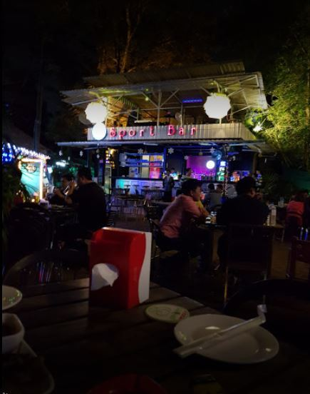J-One Sports Bar