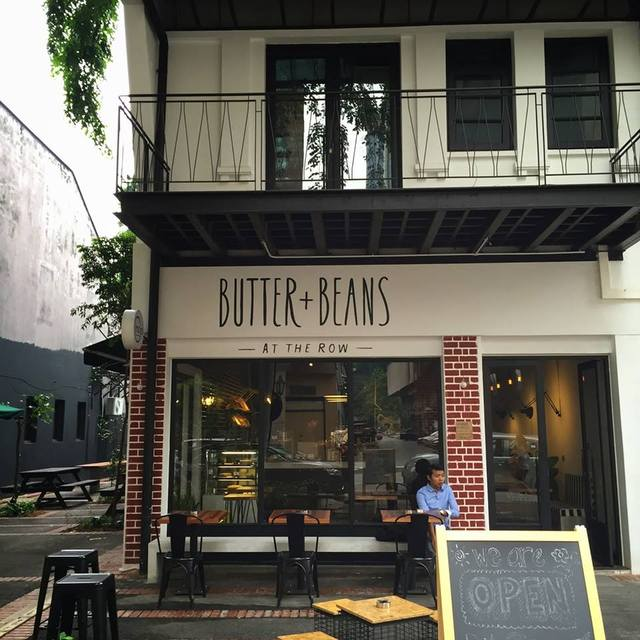 Butter + Beans, the Row