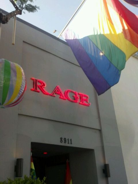RAGE Restaurant & Bar