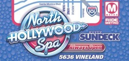 Hollywood Spa—North Hollywood