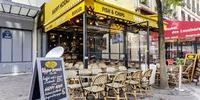 Upper Café Les Halles