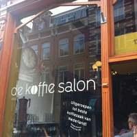 De Koffie Salon - Centrum