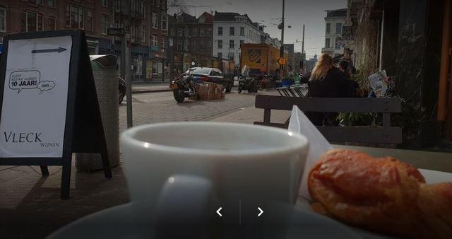 De Koffie Salon - Overtoom
