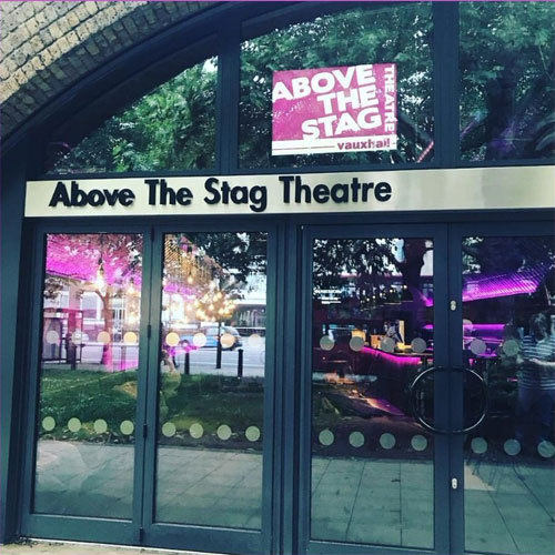Above The Stag Theatre