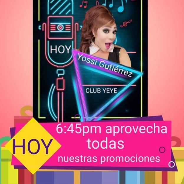 Club YEYE