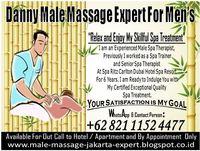 Jakarta Male Massage Expert