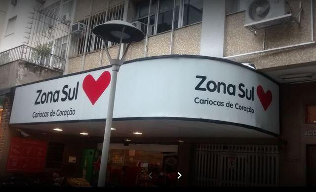 Zona Sul - Rua Visconde de Pirajá