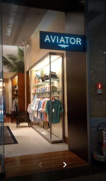 Aviator - Rio Design Barra