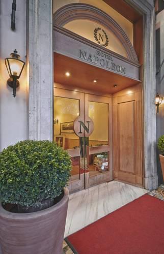 Hotel Napoleon Rome