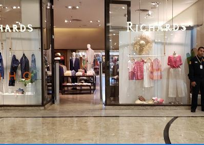 Richards - Shopping Barra