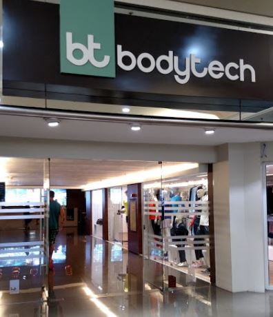 Bodytech - Shopping Città