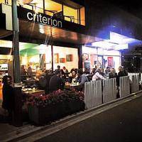 Criterion Street Café