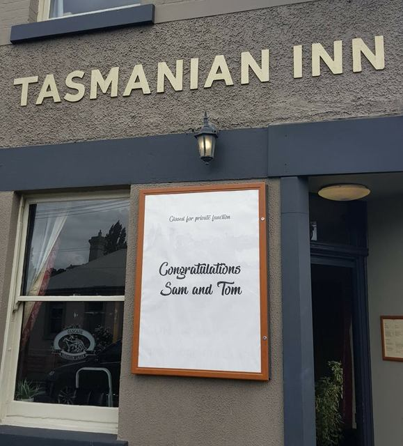 The Winston @ The Tasmanian Inn