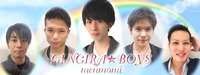 GINGIRA☆BOYSメンズモミモミの写真