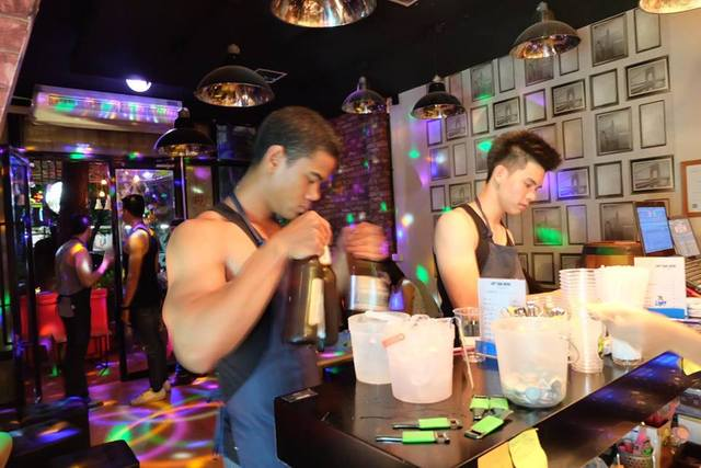 LOFT BAR HERO CHIANGMAI