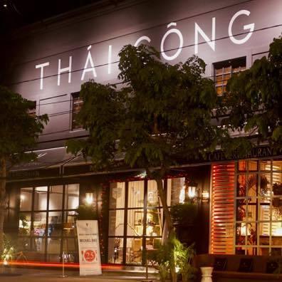 THÁI CÔNG Interior Design & Restaurant