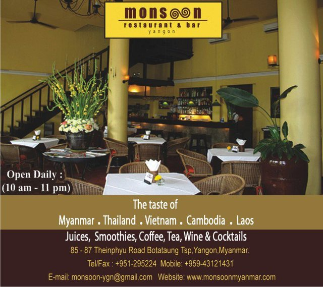 Monsoon Restaurant