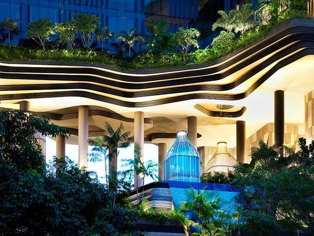 Parkroyal Hotel
