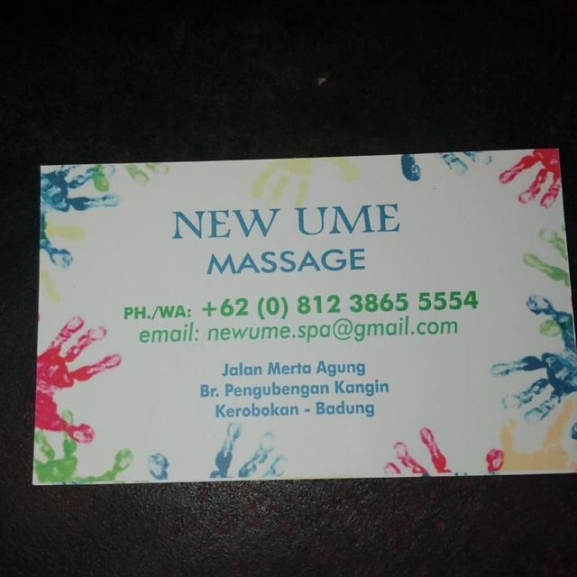 New UME Spa