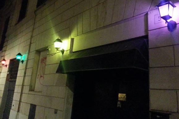 Censured Club Roma Cruising Gay Bar