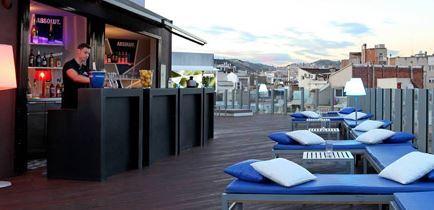 Sky Bar @ Axel Hotel
