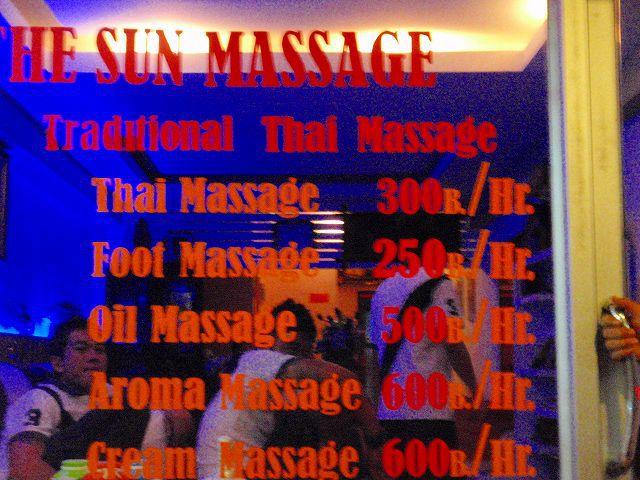 Thai Boys Massage Image