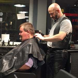 Cuts and Curls Male Hairstyling