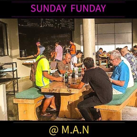 M.A.N Pool Kafe & Bar