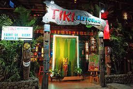 Tiki Resto Bar