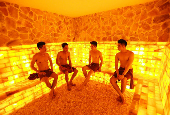 Titan Sauna Hà Nội