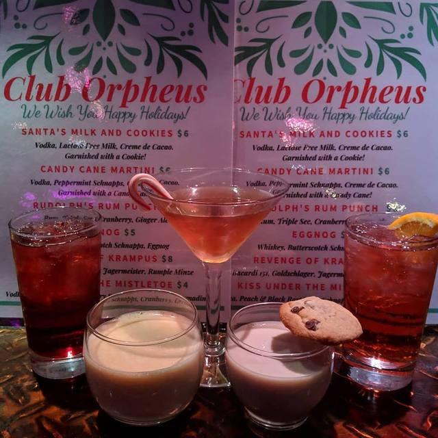 Club Orpheus