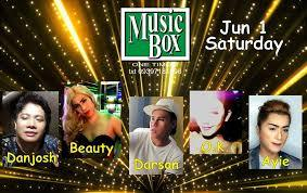 MusicBox Comedy Bar